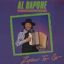 Al Rapone: Zydeco To Go, LP