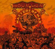 Mountain: Masters Of War, CD