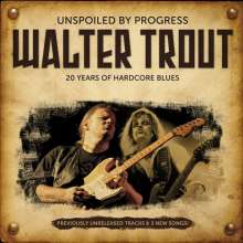 Walter Trout: Unspoiled By Progress, CD