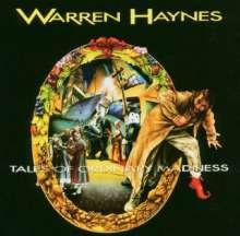 Warren Haynes: Tales Of Ordinary Madness, CD