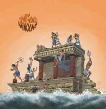 Giant Squid: Minoans (Orange Vinyl), LP