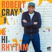 Robert Cray: Robert Cray & Hi Rhythm, LP