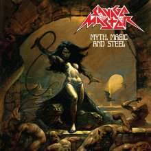Savage Master: Myth, Magic And Steel (Dragon's Breath Colored Vinyl), LP