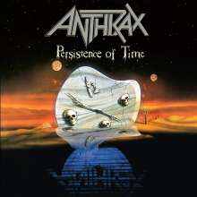 Anthrax: Persistence Of Time, 2 CDs und 1 DVD