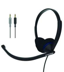 KOSS CS200 Headset & Gaming (mit Klinke), Zubehör