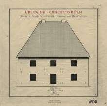 Ludwig van Beethoven (1770-1827): Diabelli-Variationen op.120 für Klavier & Orchester  (Uri Caine / Concerto Köln) (180g), 2 LPs