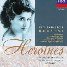 Cecilia Bartoli - Rossini-Heroines, CD
