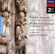 Maurice Durufle (1902-1986): Requiem op.9, 2 CDs