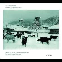 Giya Kancheli (1935-2019): Trauerfarbenes Land, CD