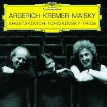 Dmitri Schostakowitsch (1906-1975): Klaviertrio Nr.2 op.67, CD