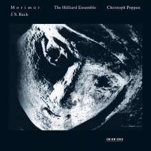Hilliard Ensemble - Morimur, CD