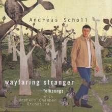 Andreas Scholl - Wayfaring Stranger, CD