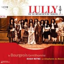 Jean-Baptiste Lully (1632-1687): Le Bourgeois Gentilhomme (Ballettmusik), 2 CDs