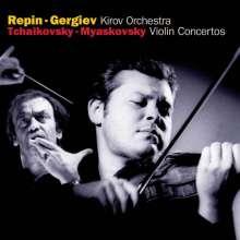 Nikolai Miaskowsky (1881-1950): Violinkonzert, CD