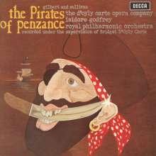 Arthur Sullivan (1842-1900): The Pirates of Penzance, 2 CDs