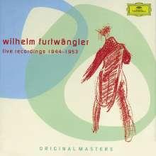 Wilhelm Furtwängler - Live Recordings 1944-1953, 6 CDs