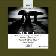 Henry Purcell (1659-1695): Dido & Aeneas, 5 CDs