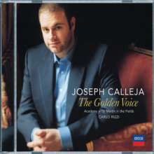 Joseph Calleja - The Golden Voice, CD
