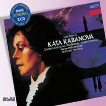 Leos Janacek (1854-1928): Katya Kabanova, 2 CDs