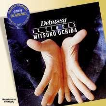 Claude Debussy (1862-1918): Etudes Nr.1-12, CD