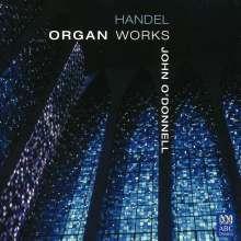 Georg Friedrich Händel (1685-1759): Orgelwerke, CD
