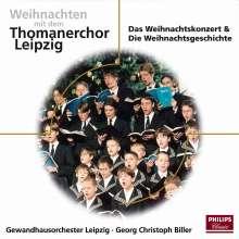 Weihnachtskonzert mit dem Thomanerchor, CD