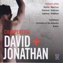 Marc-Antoine Charpentier (1643-1704): David & Jonathan, 2 CDs