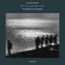 Hilliard Ensemble & Jan Garbarek - Officium Novum, CD