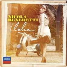 Nicola Benedetti - Italia, CD