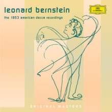 Leonard Bernstein - The 1953 American Decca Recordings, 5 CDs