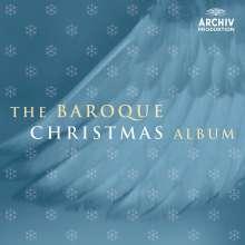 Baroque Christmas Music, CD
