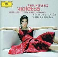 Giuseppe Verdi (1813-1901): Violetta - Arien & Duette aus La Traviata, CD