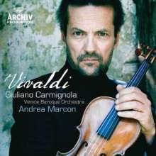 Antonio Vivaldi (1678-1741): Violinkonzerte RV 190,217,303,325,331, CD