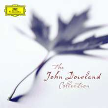"""John Dowland (1562-1626): Dowland Collection """"I saw my Lady weep"""" (Lautenlieder), 2 CDs"""