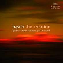Joseph Haydn (1732-1809): Die Schöpfung (in engl.Sprache), 2 CDs