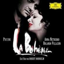 Giacomo Puccini (1858-1924): La Boheme (Soundtrack zum Film/Auszüge), CD