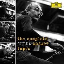 Friedrich Gulda - The Complete Mozart Tapes (mit Bonus-CD), 6 CDs