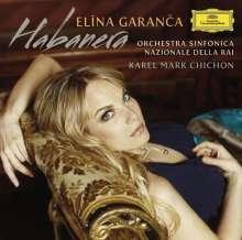 Elina Garanca - Habanera, CD