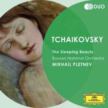 Peter Iljitsch Tschaikowsky (1840-1893): Dornröschen op.66, 2 CDs
