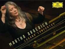 Martha Argerich - Lugano Concertos, 4 CDs