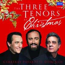 The Three Tenors at Christmas, CD