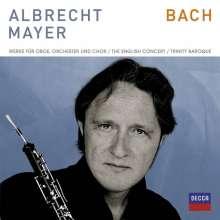 Albrecht Mayer - Bach (Werke für Oboe,Chor & Orchester), 1 CD und 1 DVD