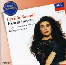 Cecilia Bartoli singt Rossini-Arien, CD