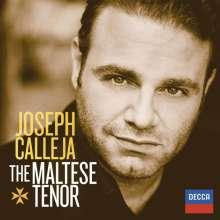 Joseph Calleja - The Maltese Tenor, CD