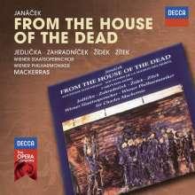 Leos Janacek (1854-1928): Aus einem Totenhaus, 2 CDs
