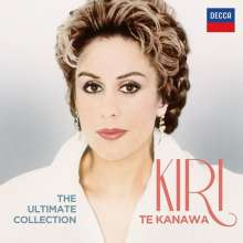 Dame Kiri Te Kanawa - The Ultimate Collection, CD