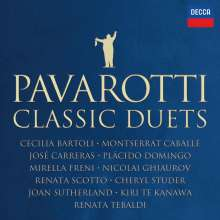 Luciano Pavarotti  - The Classic Duets, CD