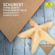 Franz Schubert (1797-1828): Streichquintett D.956, CD