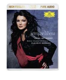 Anna Netrebko - Sempre libera, Blu-ray Audio