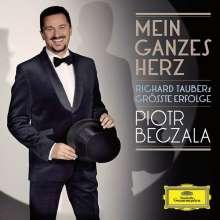"""Piotr Beczala - """"Mein ganzes Herz"""" (Richard Taubers größte Erfolge), CD"""